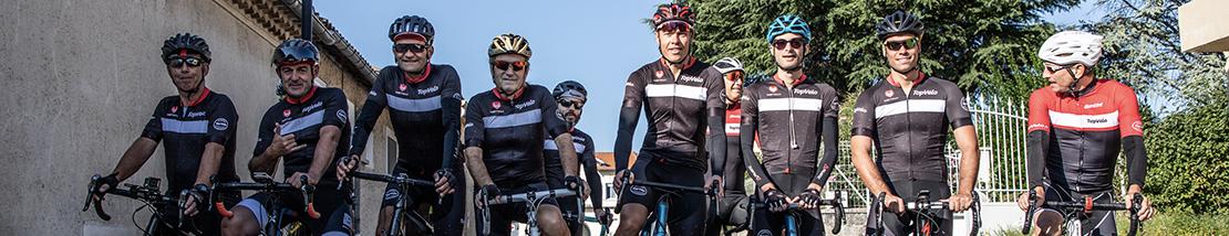 Commandez la tenue Top Vélo de nos journalistes testeurs !